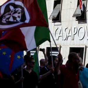 Casapound vince contro Facebook: profilo riattivato e 15mila euro di danni