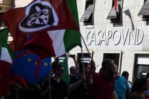 """Facebook contro i giudici: """"CasaPound odio organizzato, violate nostre regole"""""""