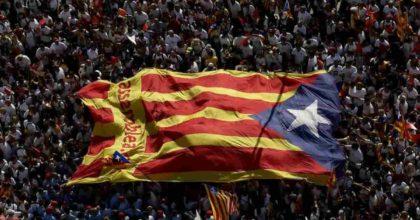 Barcellona, todos afuera! Quando anche in Catalogna c'erano leader veri, non a sovranisti improvvisati