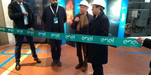 Centrale acquoria enel green power