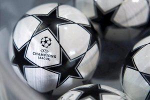 Champions League, sorteggio ottavi con Juventus, Napoli e Atalanta