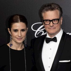 Colin Firth e Livia Giuggioli si separano. Lei confessò di averlo tradito con un giornalista dell'Ansa, Marco Brancaccia