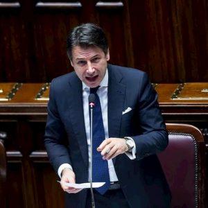 """Mes, Conte: """"Che Salvini non studi mi è noto, mi stupisce la Meloni"""""""
