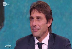 Conte, Fabio Fazio