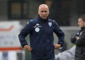Brescia, Corini torna in panchina: esonerato Grosso