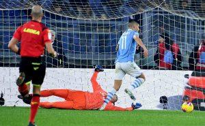 Lazio-Juventus, Szczesny su Correa: giusto assegnare il rigore