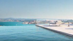 Cristiano Ronaldo, casa da 7 milioni a Lisbona. Piscina sul tetto, spa e sala cinema VIDEO