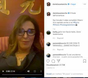 daniela santanche instagram
