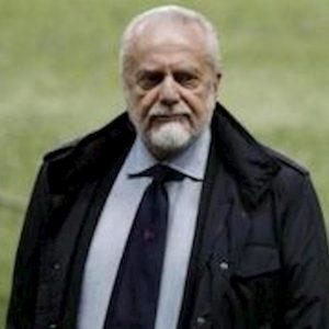 """Napoli, De Laurentiis contro giornalista Barbano: """"Come ca**o si chiama..."""""""