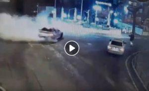 Dervio (Lecco): Fast and Furious all'incrocio, sfida tra auto elaborate VIDEO YOUTUBE