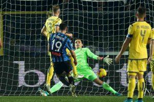 Atalanta batte Verona in rimonta e torna in corsa per la Champions