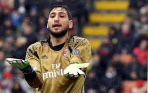 Atalanta-Milan 5-0, Donnarumma esce dal campo in lacrime
