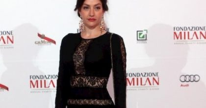 Eleonora Berlusconi insieme all'ex rugbista Alvise Rigo. Crisi con Guy Binns?