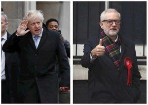 Elezioni Gran Bretagna: Boris Johnson schianta Corbyn, Tory maggioranza assoluta. E ora Brexit subito