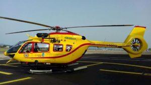 elicottero 118 ansa