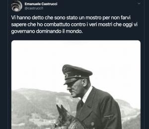 """Siena, il prof Emanuele Castrucci pubblica post antisemiti e filo nazisti. Il rettore: """"Scrive a titolo personale"""""""