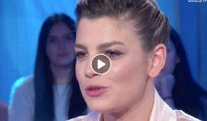 Emma Marrone ospite di Mara Venier a Domenica In: la malattia, Vasco Rossi, i progetti...