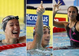Roma, Europei nuoto 2022: Federazione Italiana festeggia
