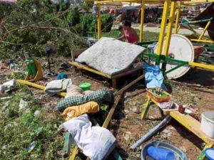 Filippine, tifone Phanfone distrugge villaggi e aree turistiche il giorno di Natale: oltre 20 morti