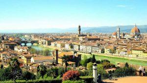 Firenze: su diecimila ettari di città vietati grattacieli o edifici che rovinano il panorama