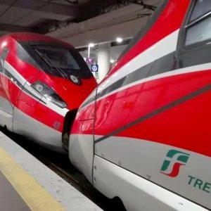 Frecciarossa di tarda serata Milano-Torino, da gennaio Napoli-Roma. Dal 15 dicembre orario invernale