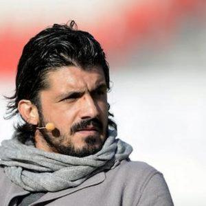 """Napoli, Gattuso subito battezzato da De Laurentiis: """"E' Ringhio Starr"""""""