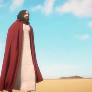 I am Jesus Christ. videogame per interpretare Gesù Crusti