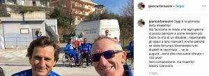 Paralimpiadi, il papà di Giancarlo Masini è morto in un tragico incidente d'auto