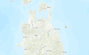 Terremoto Giappone, scossa del 5,5 al largo di Aomori