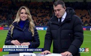 """Giorgia Rossi, gaffe al Tg5: """"Record di caz**"""" VIDEO"""