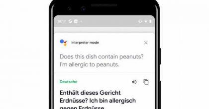 Google, arriva l'assistente vocale interprete: traduce in tempo reale 44 lingue