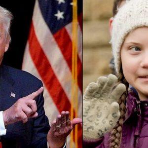 Greta Thunberg persona dell'anno: Trump la attacca, lei lo trolla (di nuovo)