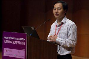 Dna modificato, condannato a tre anni il Frankestein cinese He Jiankui