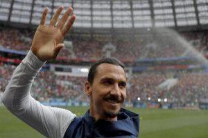 Ibrahimovic tra Milan, Napoli e l'addio al calcio giocato...