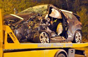Buriasco (Torino), Daniele Leontino (figlio di un assessore di Pancalieri) ucciso da automobilista ubriaco