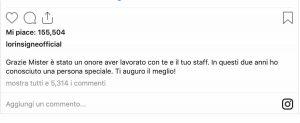 """Insigne ringrazia Ancelotti su Instagram, i tifosi del Napoli: """"Ma se lo hai fatto esonerare tu..."""""""
