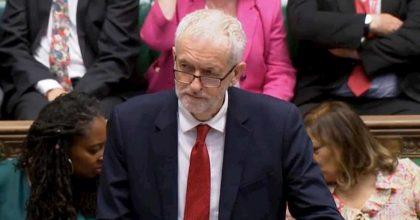 Gran Bretagna: perché Jeremy Corbyn non può vincere: 93 mld spesa, super tasse, nazionalizzazioni