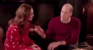 kate e william intervista Bbc