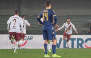 Verona-Roma, infortunio Kluivert è 13° muscolare della stagione
