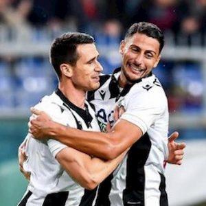 "Udinese-Napoli, gol di Lasagna. Tifosi campani furiosi sui social: ""Andremo in Serie B"""