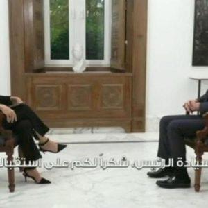 """Assad, l'intervista della discordia finisce su Raiplay: """"Caos in Siria e rifugiati sono colpa dell'Europa"""""""