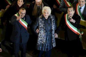 """Liliana Segre """"Nobel per la pace 2020"""". La proposta di Matteo Ricci, sindaco Pd di Pesaro"""