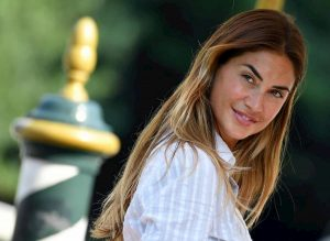 "Melissa Satta: ""Bimbo interista aggredito in tribuna a Firenze. Vergognoso"""