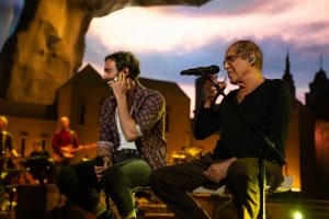 Adrian, Marco Mengoni ospite nell'ultima puntata dello show di Adriano Celentano