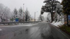 Meteo: pioggia, vento e neve per 4 giorni. Allerta frane in Liguria e Piemonte