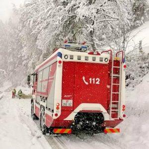 Maltempo: neve in Veneto, Lombardia, Toscana ed Emilia
