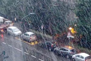 Neve a Torino e Milano: allerta maltempo in tutto il Nord