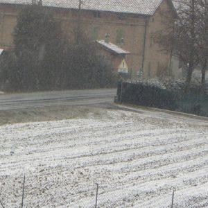 Meteo, freddo e neve anche a bassa quota al Nord, Abruzzo già imbiancato