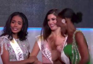 Miss Mondo 2019, l'esultanza di Miss Nigeria per la vincitrice è virale VIDEO