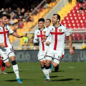 Lecce-Genoa, Pandev video YouTube: gol da centrocampo alla Ibrahimovic